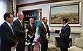 Reunión en la Residencia Oficial de Los Pinos con el Sr. Zeid Ra'ad Al Hussein, Alto Comisionado de las Naciones Unidas para los Derechos Humanos. (21839922649).jpg
