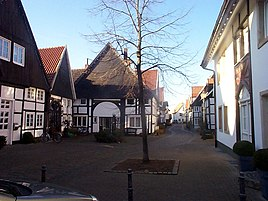 Old Town of Rheda
