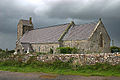 Rhossili Church - After the Storm - geograph.org.uk - 1734243.jpg