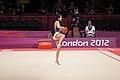 Rhythmic gymnastics at the 2012 Summer Olympics (7915562954).jpg