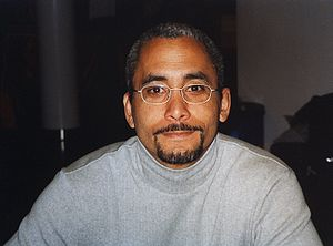 Richard Biggs - Richard Biggs at a B5-Event in Stuttgart, Germany, 2000.