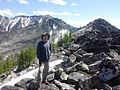 Richard at South Slope Hoodoo Peak - Flickr - brewbooks.jpg