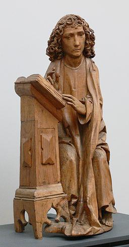 Riemenschneider Evangelisten Johannes
