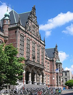 RijksUniversiteit Groningen - University of Groningen