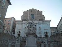 Rimokatolička crkva Chiesa di San Domenico (Ancône) 2017.jpg