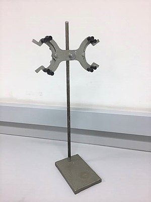 Retort stand