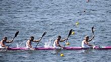 Rio 2016. Canoagem de Velocidade-Canoe sprint (29142985285).jpg