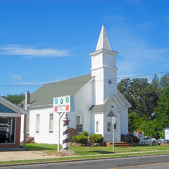 Rio Grande, New Jersey - Rio Grande Bible Baptist Church