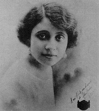 Rita Montaner - Rita Montaner in 1923