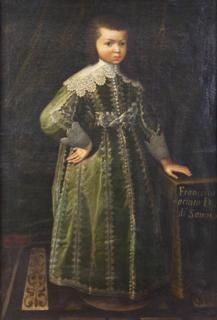 Francis Hyacinth, Duke of Savoy Duke of Savoy