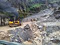 Road affected by flash flood, near Nachni, Pithoragarh District, Uttarakhand - 1.jpeg