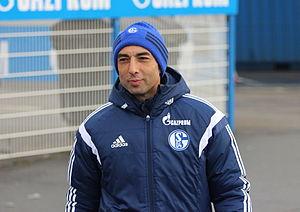 Roberto Di Matteo - Di Matteo managing Schalke in 2015