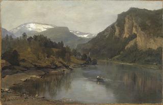 Roddtur på fjorden