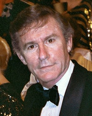 Roddy McDowall - McDowall at the 1988 Academy Awards