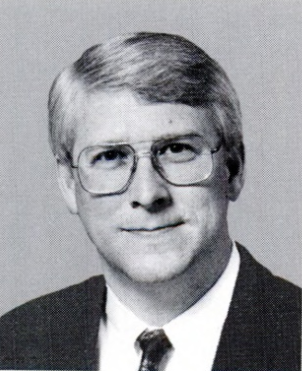 Roger Wicker, official 104th Congress photo