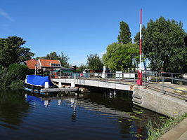 Rolbrug - Schiedam - View of the bridge from the southeast.jpg