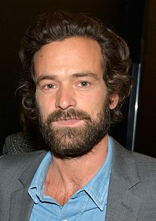 Romain Duris French actor