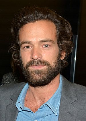 Romain Duris - Romain Duris in 2014