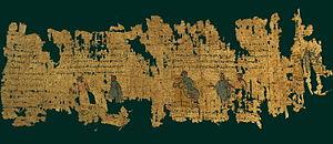 Romance Papyrus - The Romance Papyrus