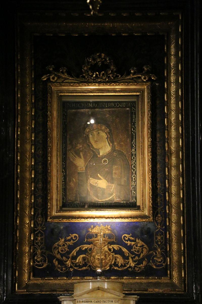 Rome, Chiesa di San Lorenzo in Damaso 011.JPG
