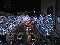 Roppongi Hills Keyakizaka at night 20141224-white.jpg