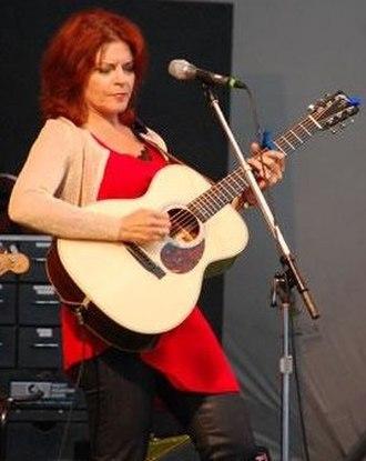 Rosanne Cash - Rosanne Cash Vancouver Folk Festival 2011