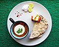 Roti With Panner In Arrabiata Sauce.jpg