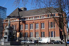 Bibliotheek Rotterdam Wikipedia