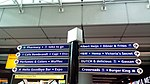 Route sign, Schiphol (2019) 02.jpg
