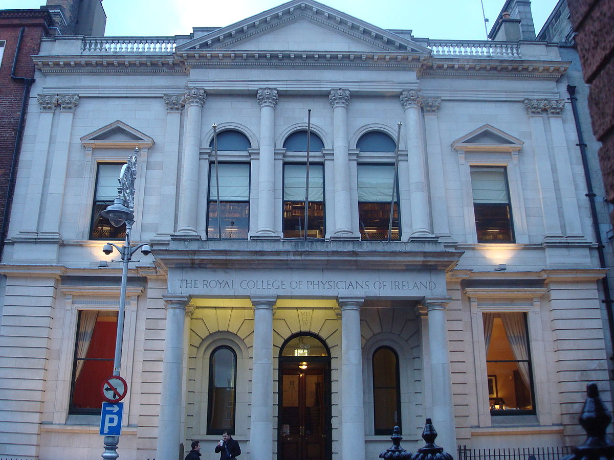 Physicians And Surgeons >> Royal College of Physicians of Ireland – Wikipedia