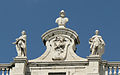 Royal Palace of Madrid-2 kings of Castille-Juan I and Alfonso XI.jpg