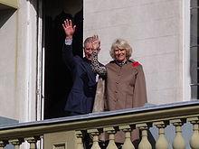 f4f90f9667 Carlo, principe del Galles e Camilla, duchessa di Cornovaglia al Castello di  Dundurn a Hamilton (Ontario), 5 novembre 2009