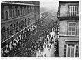 Rue de Rivoli, défilé du Bataillon américain, 4 juillet 1917 - Paris 01 - Médiathèque de l'architecture et du patrimoine - APZ0003581A.jpg