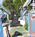Rumunia, Sapanta, Wesoły Cmentarz DSCF7037.jpg