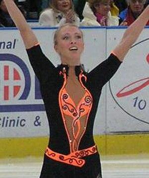 Tatiana Totmianina - Totmianina at the 2005 Russian Nationals
