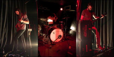 Picture of a band or musician: Russian Circles
