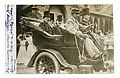 Russian envoys Serge Witte and Baron de Rosen in an automobile LCCN95508882.jpg