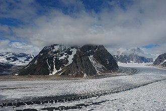 Ruth Glacier - Ruth Glacier