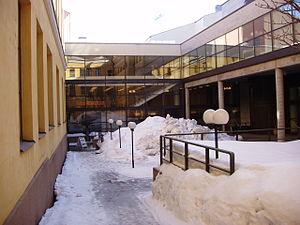 Helsinki City Hall - Image: Ruusuvuori Helsinki City Hall