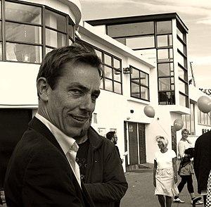 Irish broadcaster Ryan Tubridy on his last day...