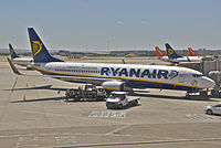EI-DYV - B738 - Ryanair