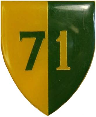 71 Motorised Brigade (South Africa) - 71 Motorised Brigade emblem
