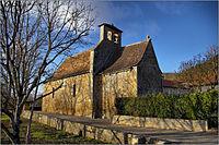 SAINT-VINCENT-DE-COSSE (Dordogne) - La Vieille Eglise (Saint Vincent le Salvadou).jpg