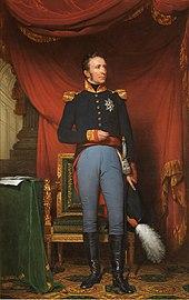 Portrait of William I (1816) (Source: Wikimedia)