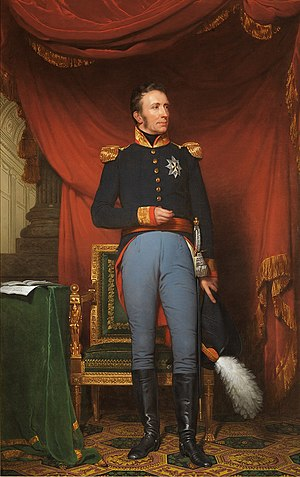 William I of the Netherlands - Portrait of William I (1816)