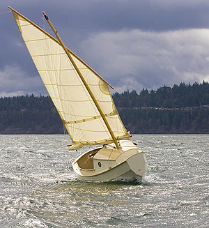 SCAMP (boat) - SCAMP Sailboat