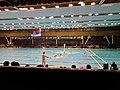 SC Banjica Swimming Pool during game, October 2019.jpg