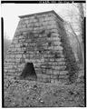 SOUTHEAST CORNER - Vesuvius Iron Furnace, County Road 29, Ironton, Lawrence County, OH HAER OHIO,44-IRON.V,2-6.tif