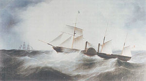 George Forrester and Company - Image: SS Liverpool