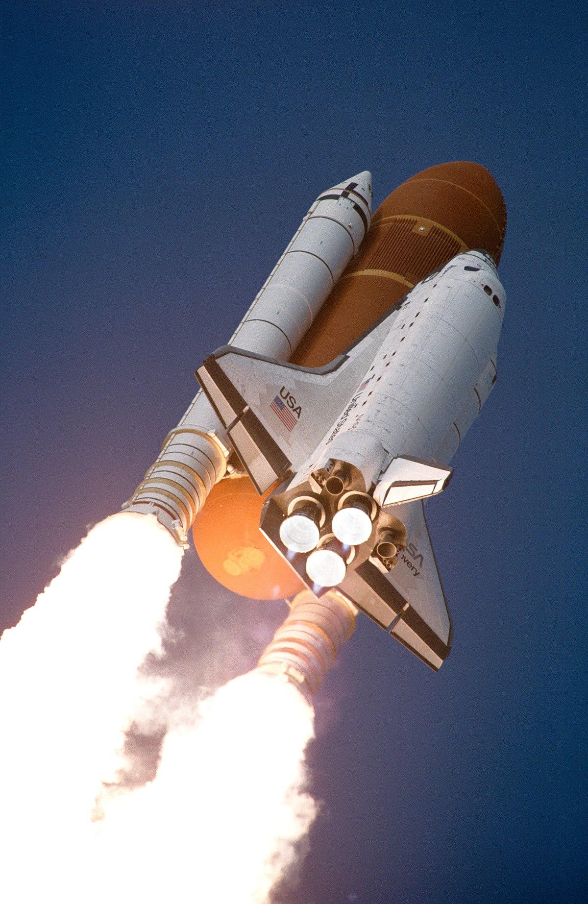 space shuttle erster start - photo #11